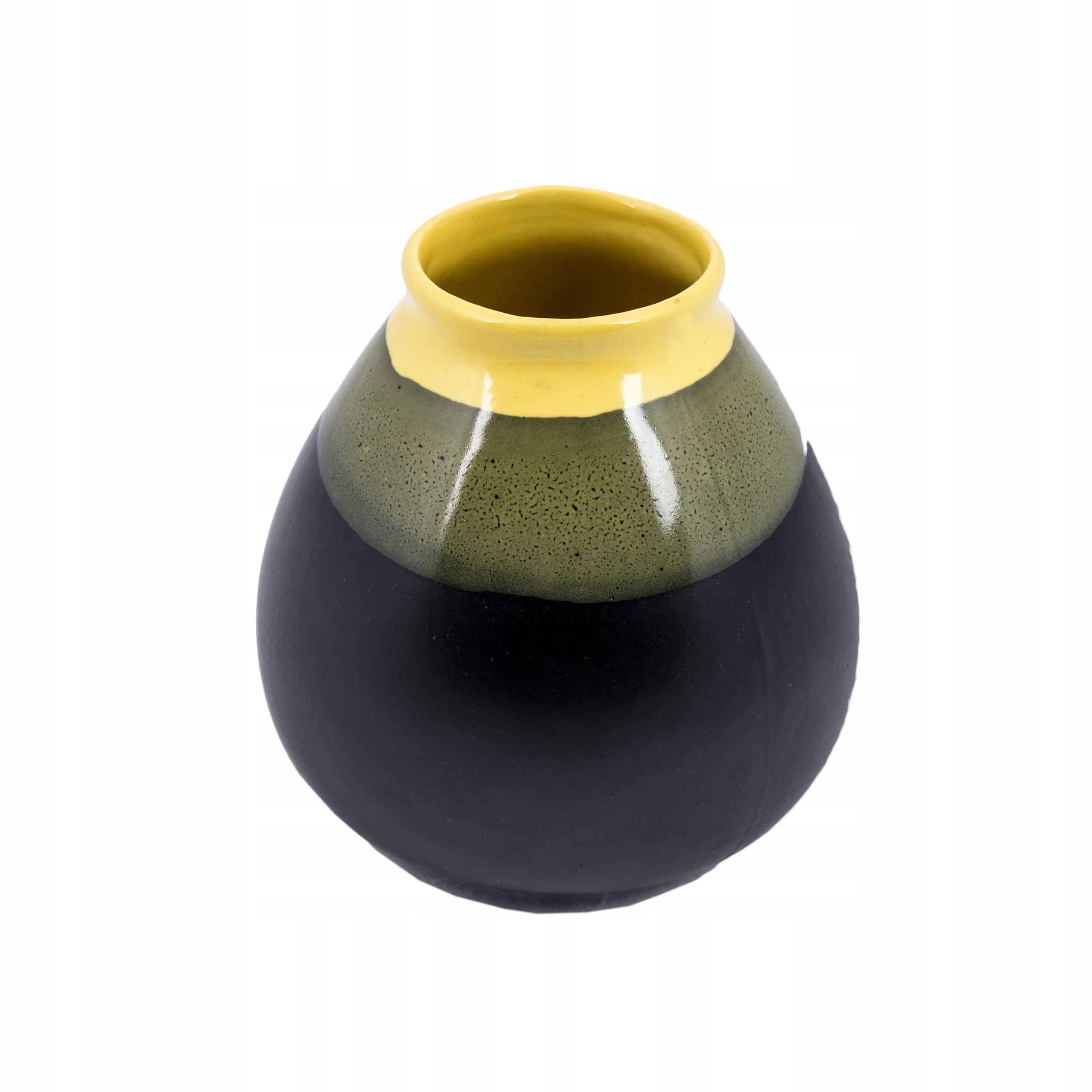 Керамический материал 350 мл для Yerba Mate Calabaza