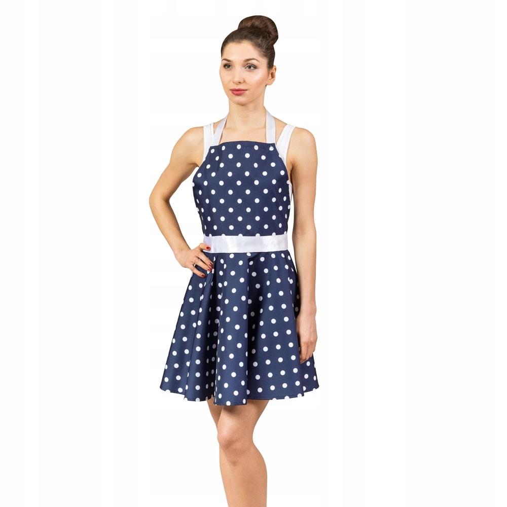 Šaty do zástery Nitly Dot DÁMSKE DEŇ darček
