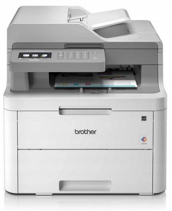 Drukarka laserowa Brother DCP-L3550CDW