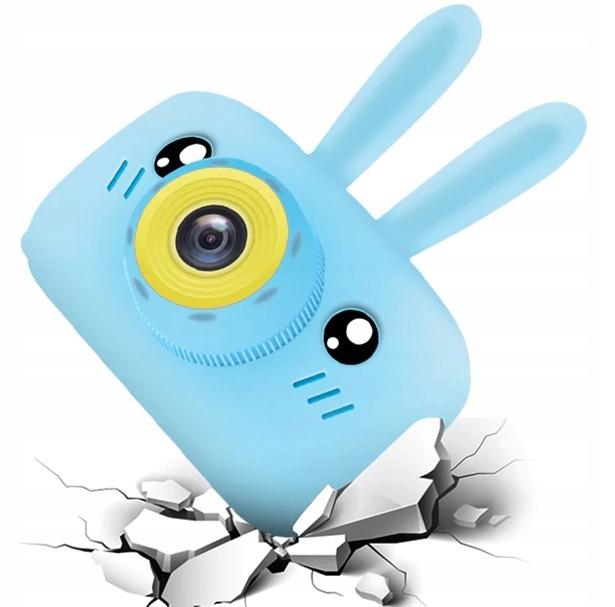 Aparat Cyfrowy Kamera dla Dzieci LCD KRÓLIK GRY Płeć Chłopcy Dziewczynki