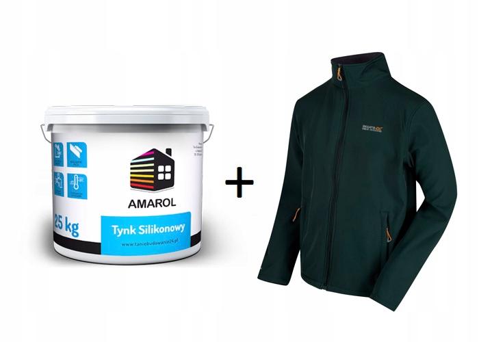 tynk silikonowy Amarol 25 kg