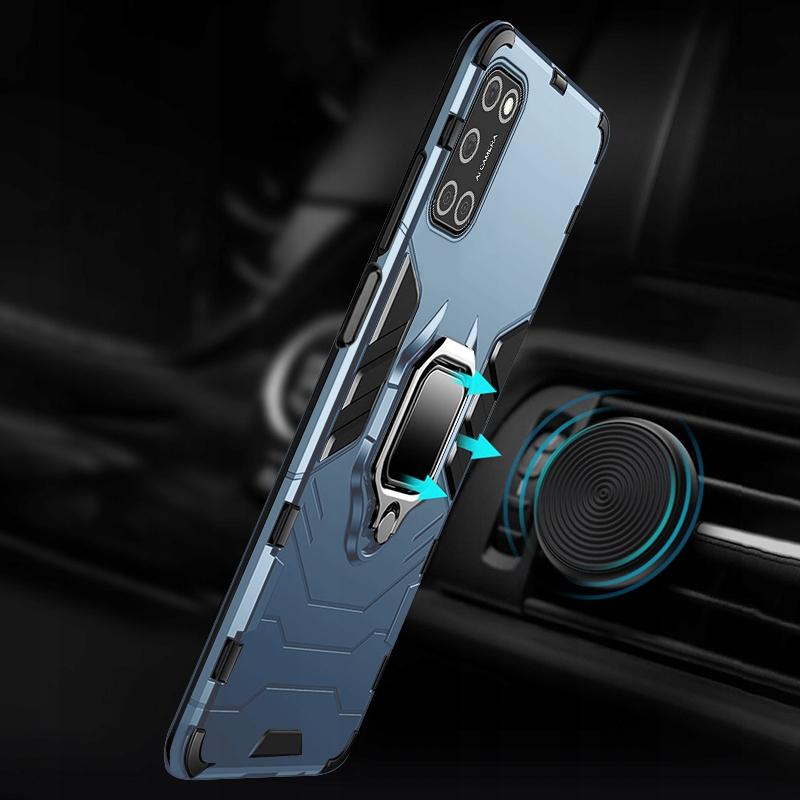 Etui do Oppo A52 A72 A92 Ring Case + Szkło 9H Przeznaczenie Oppo