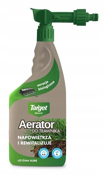 Aerator W Plynie Do Trawnikow Target 600 Ml 6792584317 Allegro Pl