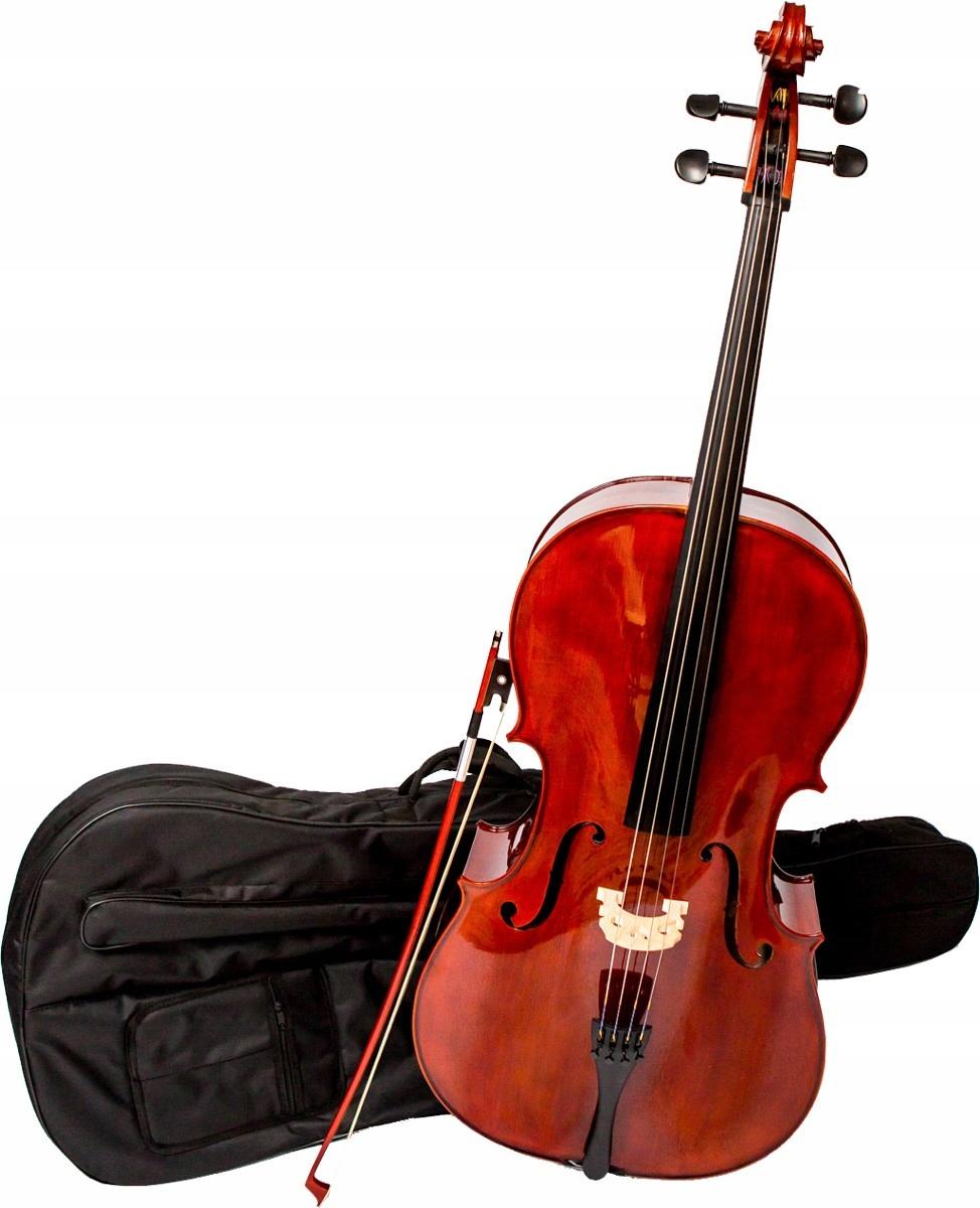 Cello 1/2 M-TUNES č.200 Drevené spájkovanie