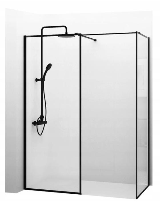 Sprchová kabína BLER 70x120 cm Easy Clean REA