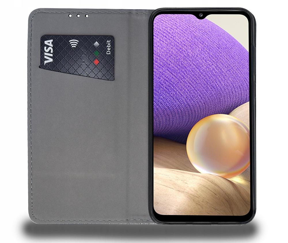 Etui MAGNET do Samsung Galaxy A32 4G Smart + Szkło Przeznaczenie Samsung