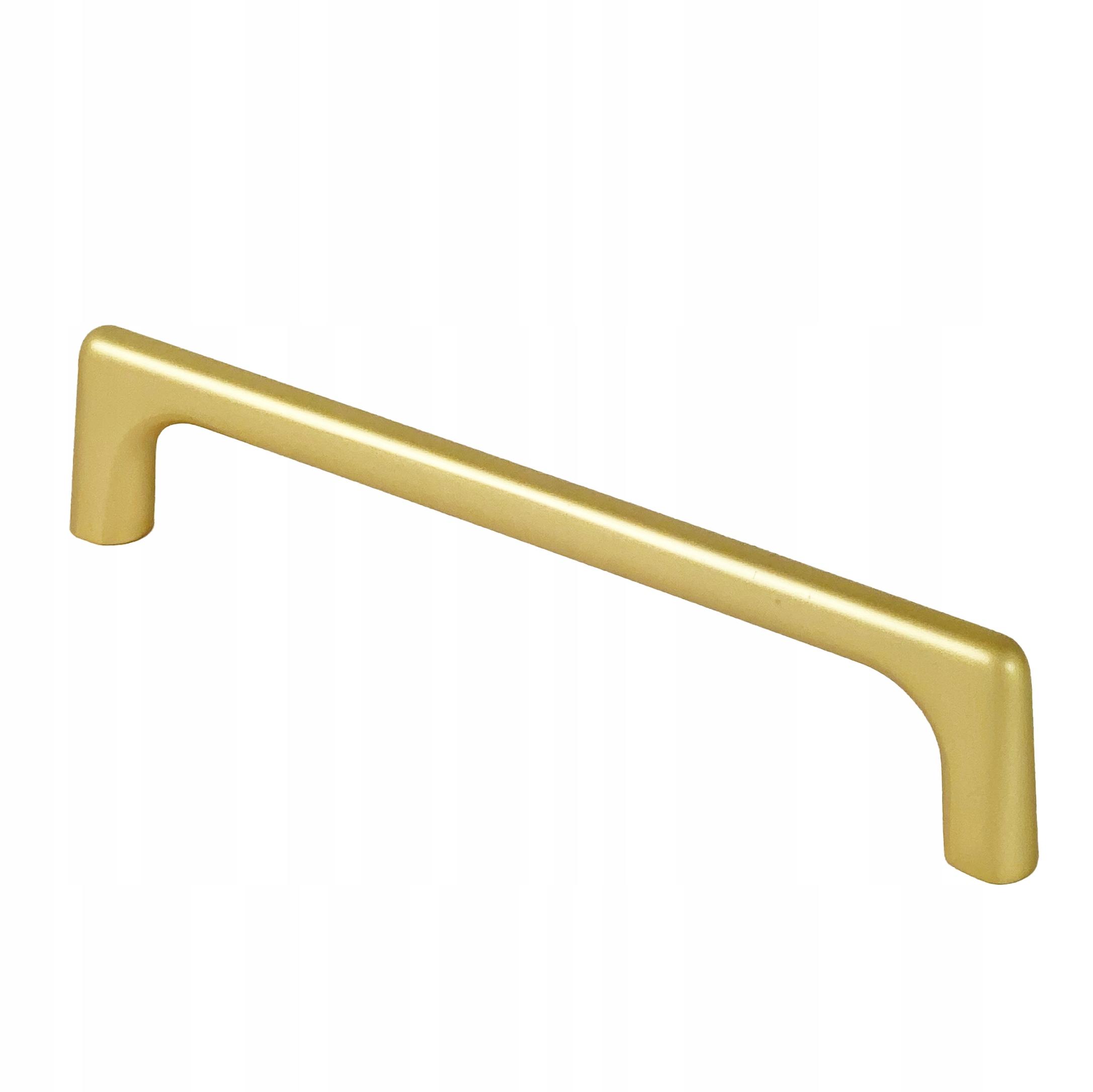Ручка мебельная FIBI GOLDEN 128 мм
