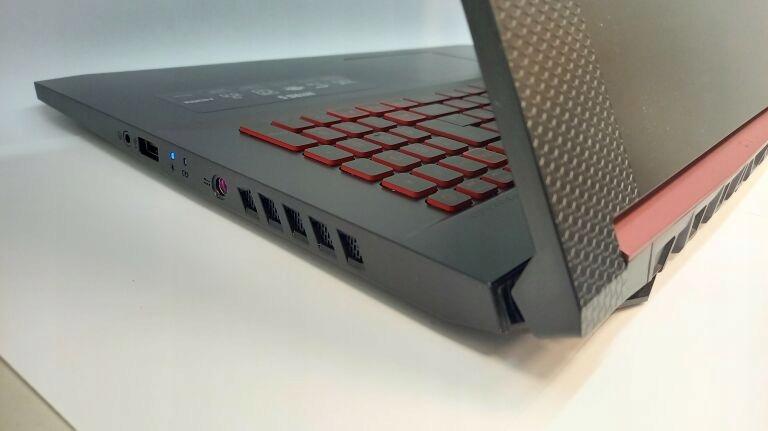 Купить ACER NITRO 17 'CORE I5-9300H 512 SSD 8GB RAM GTX 165 на Otpravka - цены и фото - доставка из Польши и стран Европы в Украину.