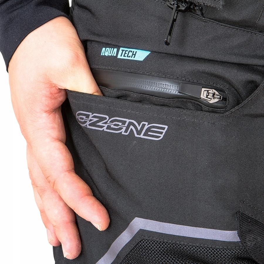 Tesktylne штаны мотоциклетные ozone jet 5xl, фото 8