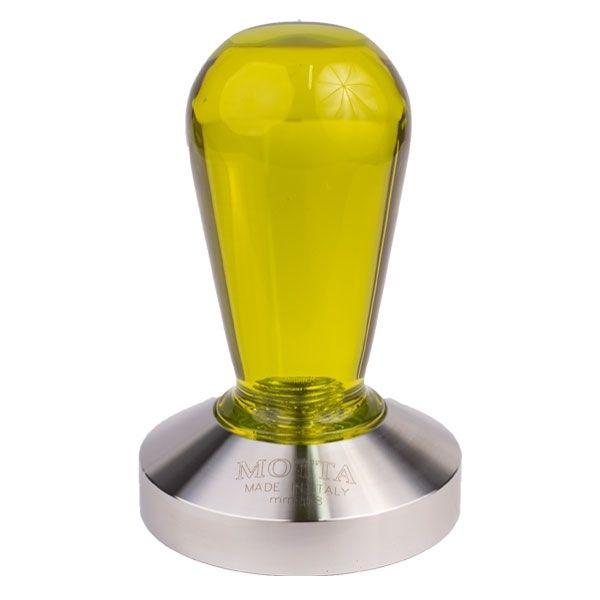 MOTTA Tamper-ploché 58mm žltá