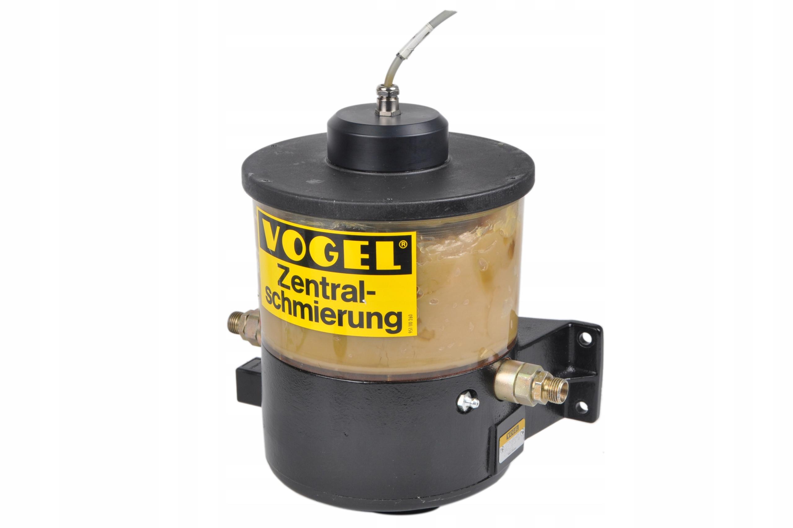 VOGEL pompa centralnego smarowania KFG10-2W+428
