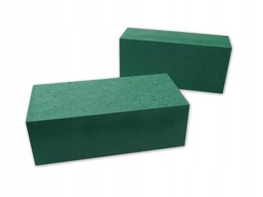 ГУБКА ДЛЯ ВЫРЕЗКИ блоков для влажной флористики 20 шт.