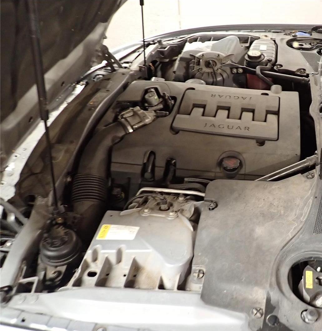 jaguar хк x150 двигатель полный 42 298km 131tkm