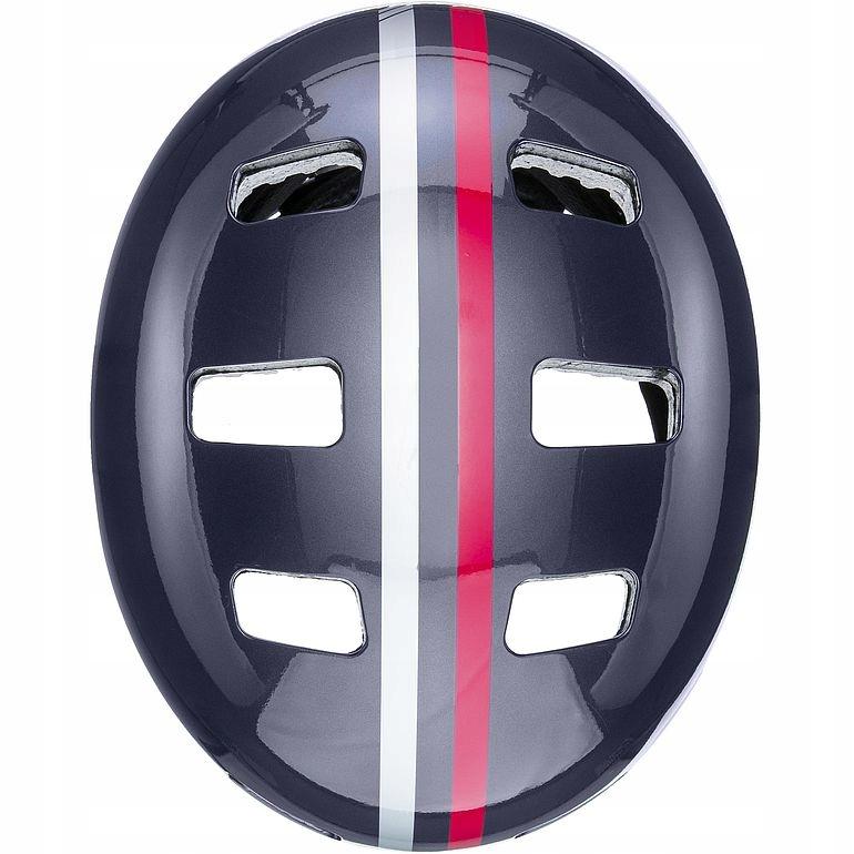 Kask rowerowy na hulajnogę Uvex Kid 3 51-55 cm mi Rodzaj dziecięcy