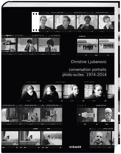 Konverzačné portréty Photo-Suites 1974-2014