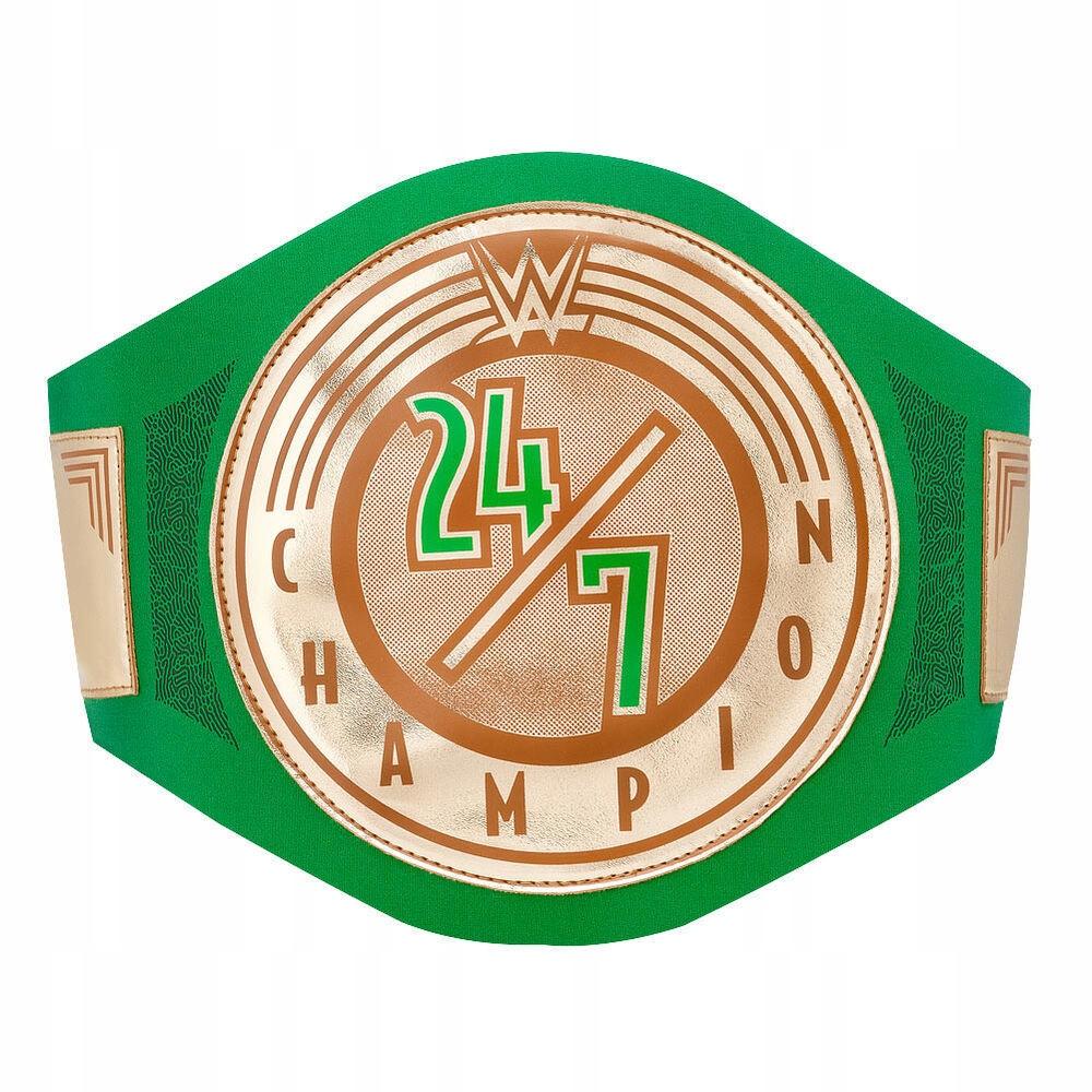 PÁS CHAMPIONHIP WWE 24/7 ZÁPAS