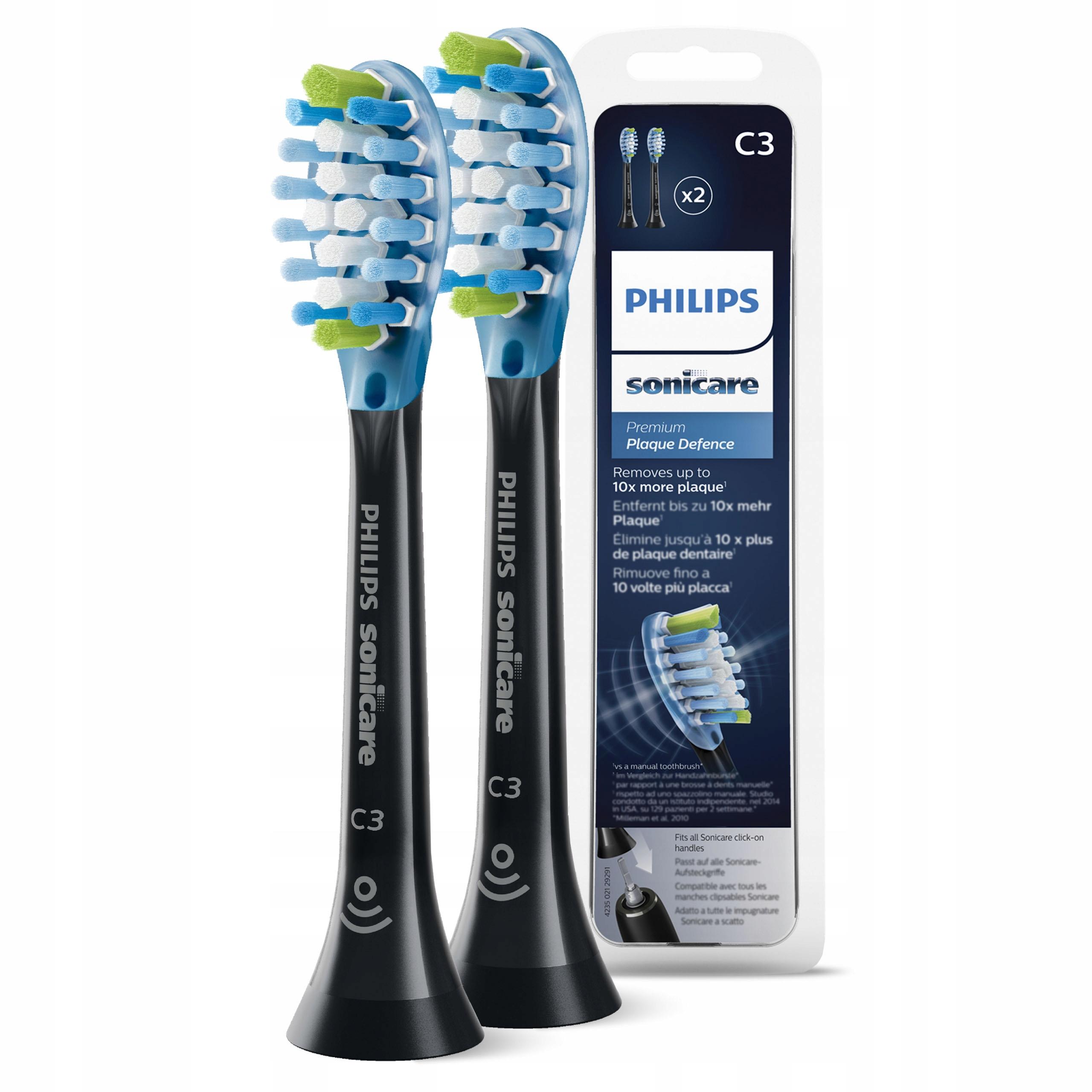 2 насадки Philips Sonicare C3 Premium HX9042 33