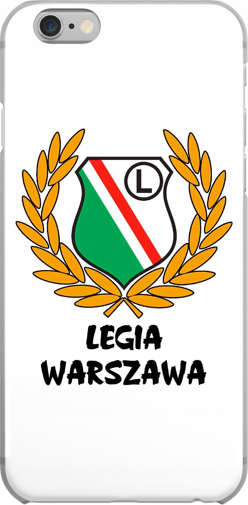 Etui Wzory Legia3 Sony Xperia Miro