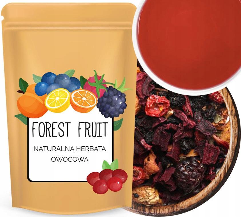 Фруктовый чай FOREST FRUIT рассыпчатый