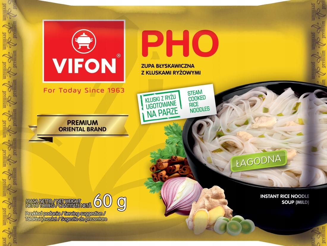 Пхо - Традиционный вьетнамский суп Вифон 60 г Вифон
