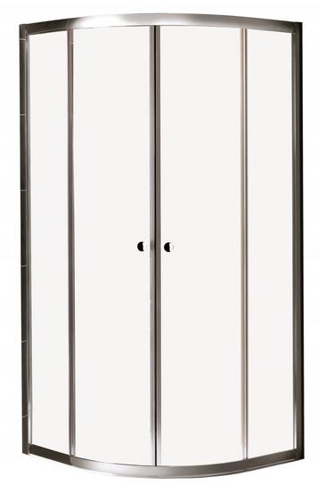 Prémiový polkruhový sprchovací kút A 90x90x190 RADAWAY