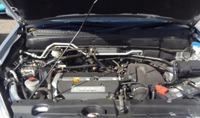 honda cr-v ii 02-06r двигатель 20 k20a4 75 тыс