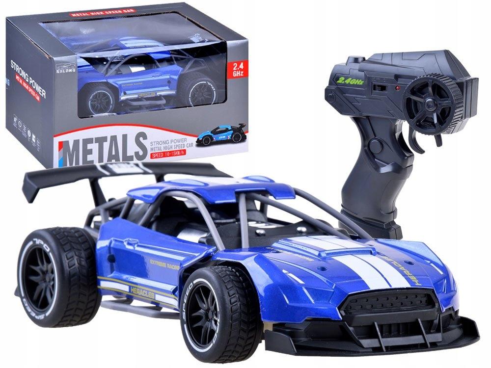 Szybkie METALOWE autko zdalnie sterowane RC0518 Kod producenta RC0518