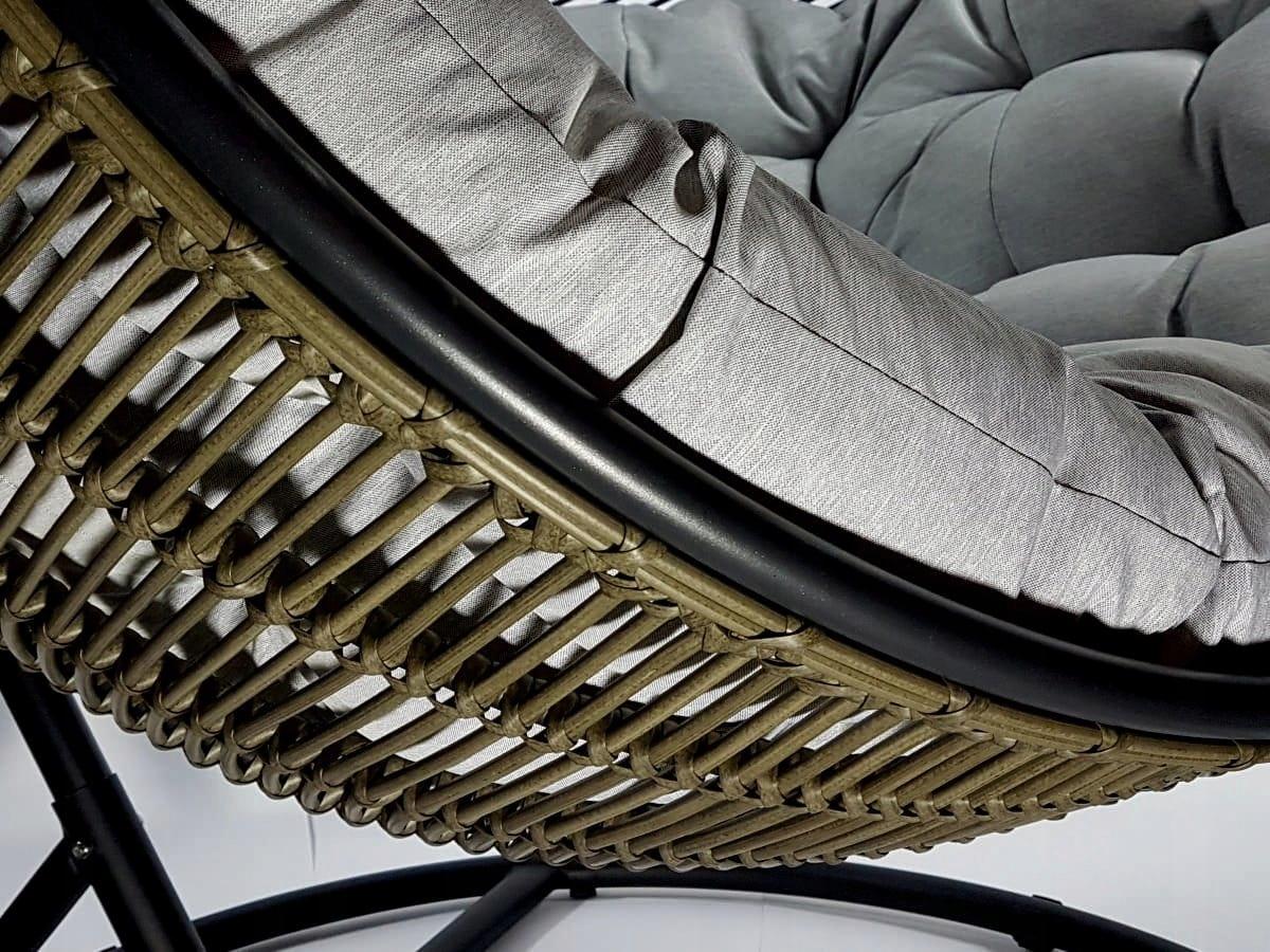 Fotel Wiszący Huśtawka Oryginalny Cocon COCO XXL Średnica/szerokość maksymalna 120 cm