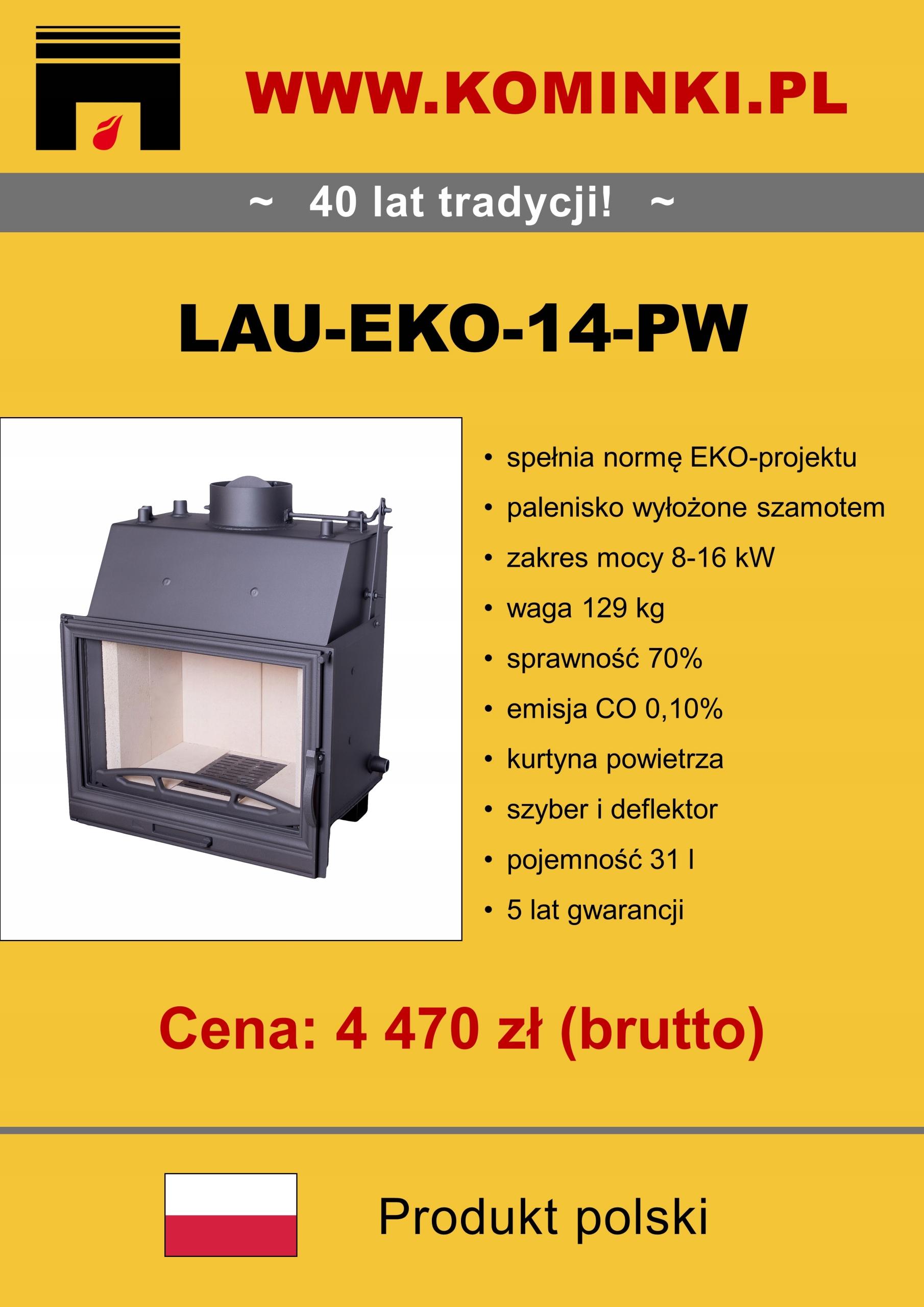 Krb s vodnou bundou LAU-EKO-14-PW