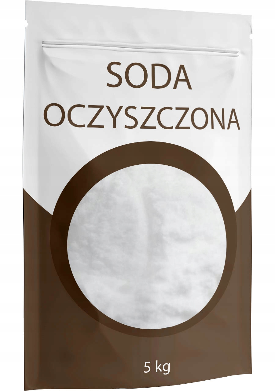 Пищевая сода 5 кг ПИЩЕВОЙ ГИДРОКАРБОНАТ НАТРИЯ