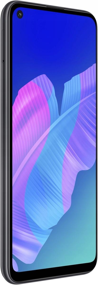 Czarny Smartfon HUAWEI P40 Lite E 4/64GB Pie Typ akumulatora litowo-polimerowy
