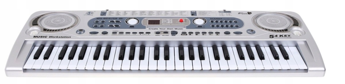 Купить Первый обучающий орган - клавишный с микрофоном на Otpravka - цены и фото - доставка из Польши и стран Европы в Украину.