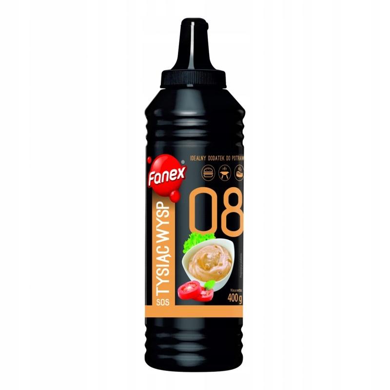 Item FANEX Sauce 1000 Islands 400g