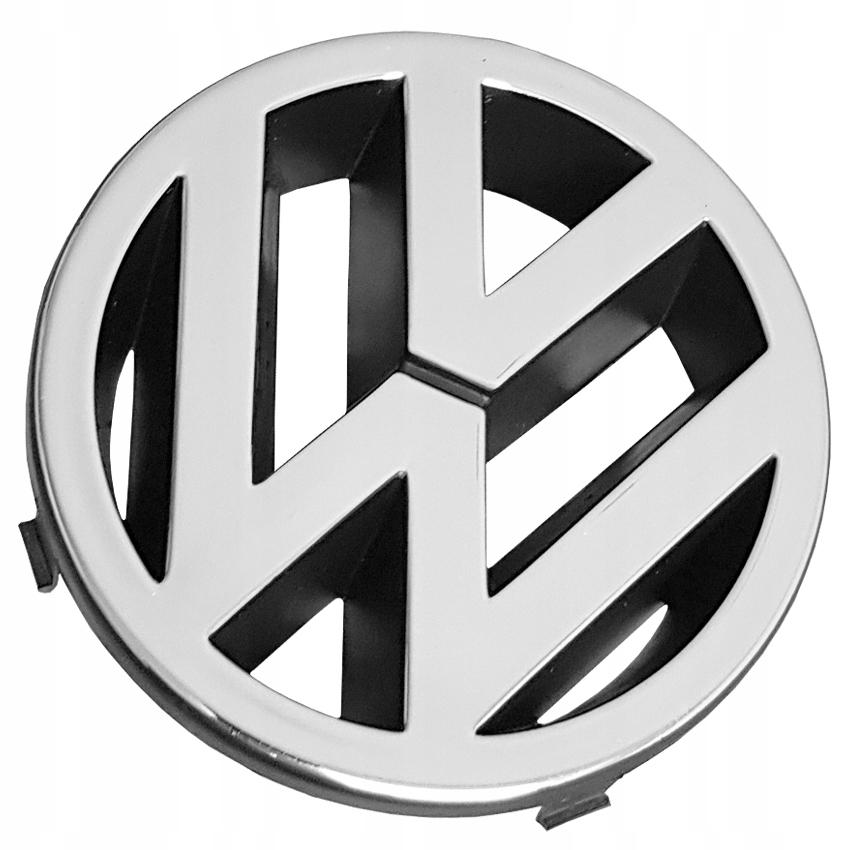 Знак эмблемы VW передний 115мм разные типы No10