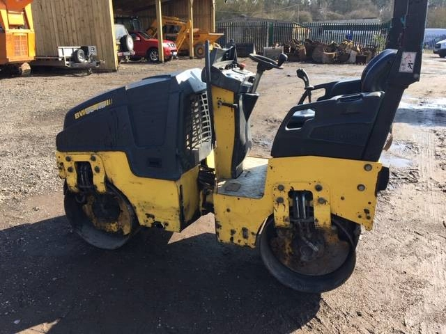 Walec tandemowy Bomag BW 80 AD-5