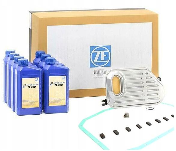 zf фильтр коробки automat+olej 7l 5hp19 bmw e39 e46