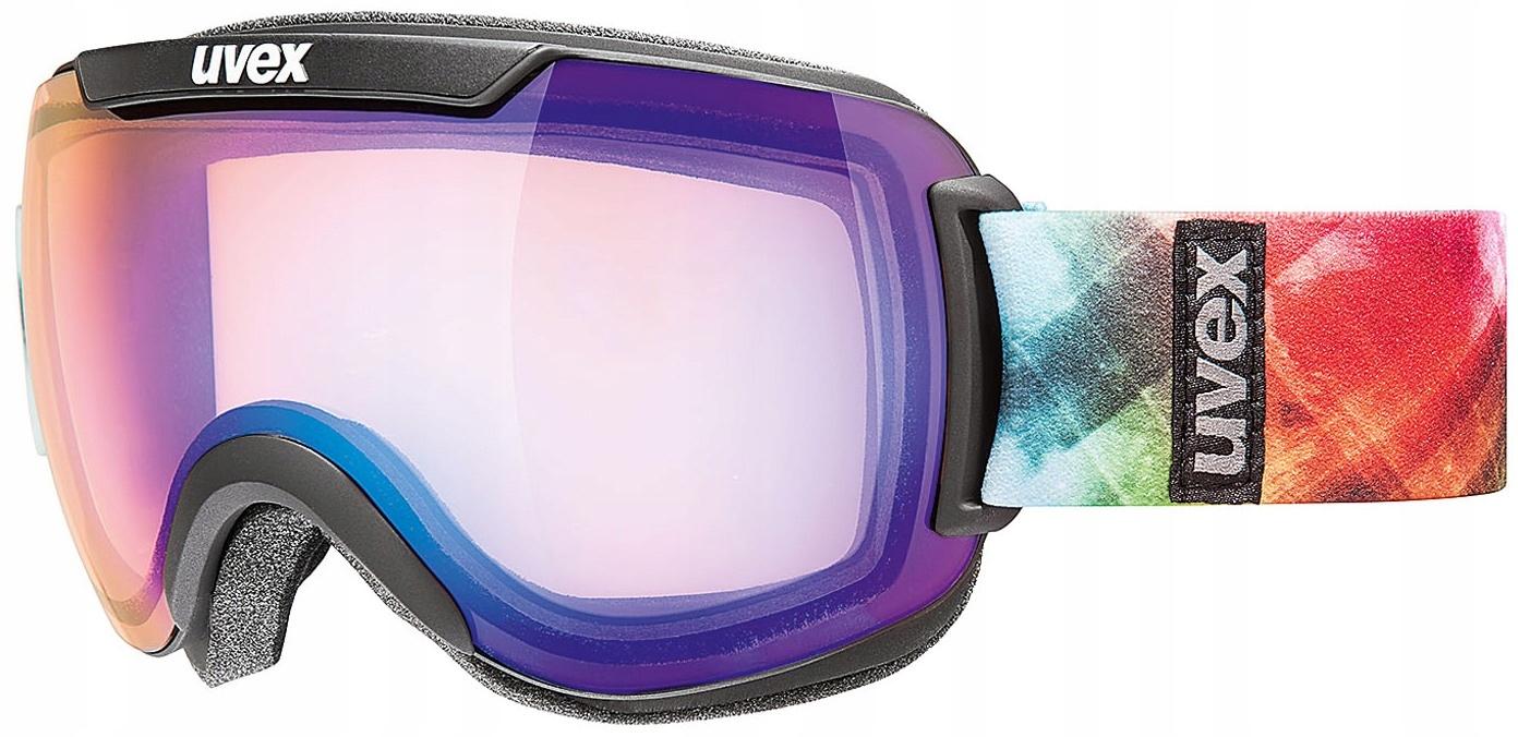 Snowboardové okuliare Snowboard Uvex z kopca 2000 VM