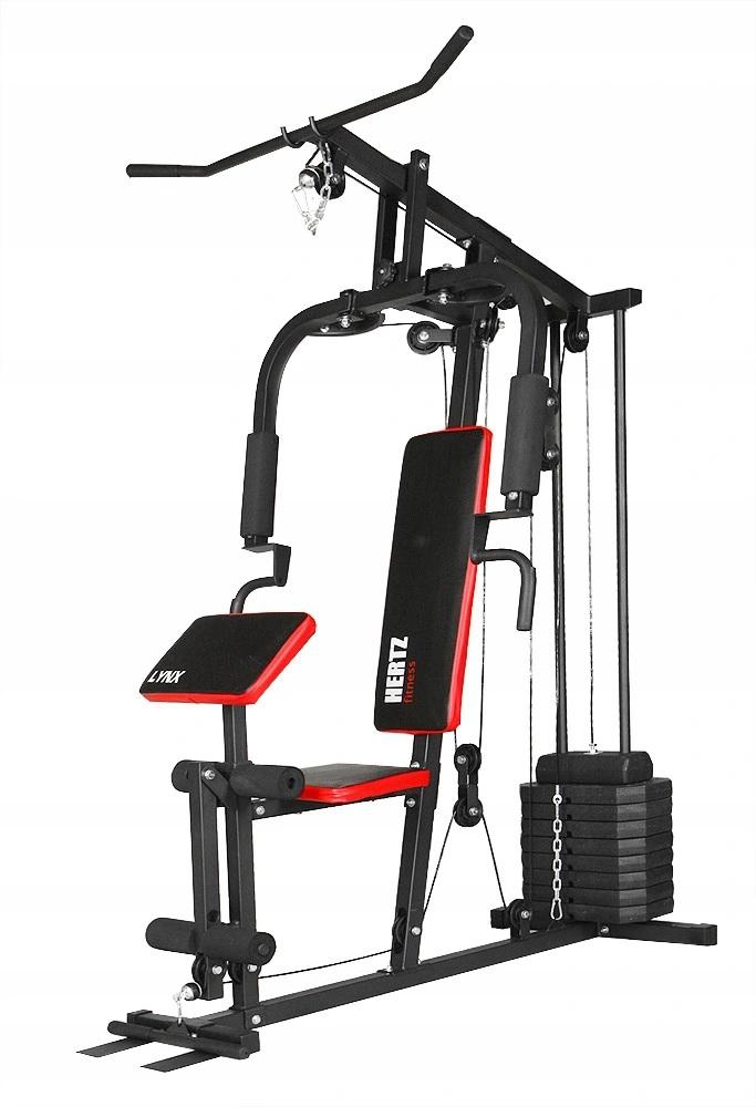 Atlas siłownia HERTZ LYNX wyciąg 90 kg