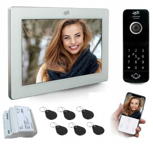Видеодомофон Ful HD 7 '' RFID-кодер ПРИМЕНЕНИЕ