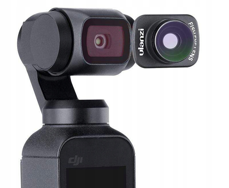 Obiektyw Ulanzi OP-8 Fisheye do Dji Osmo Pocket