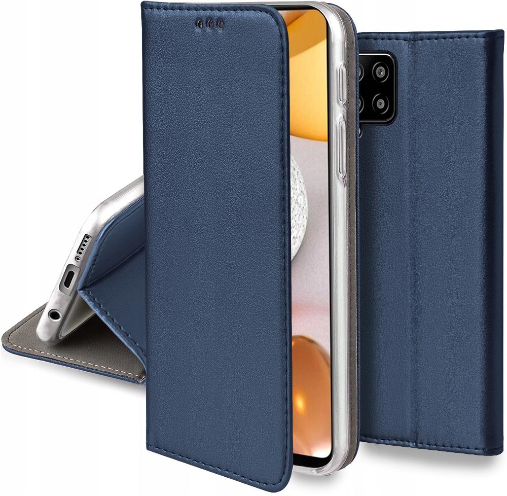 Etui do Samsung Galaxy A42 5G Case Magnet + Szkło