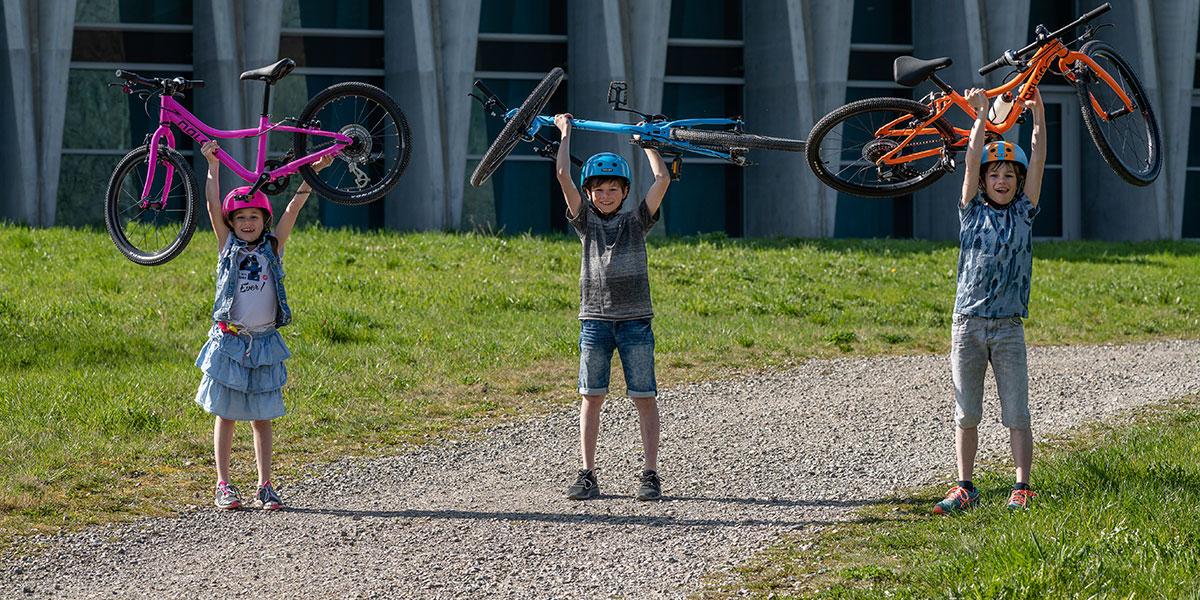 "Rower NALOO BIKES KAMELEON 24"" Turkus Hamulce V-brake"
