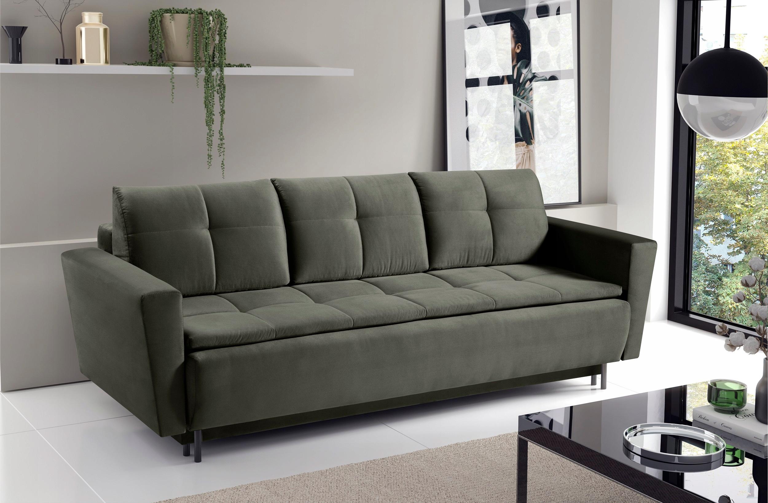 Großes Sofa SARA Klappsofa - Farben