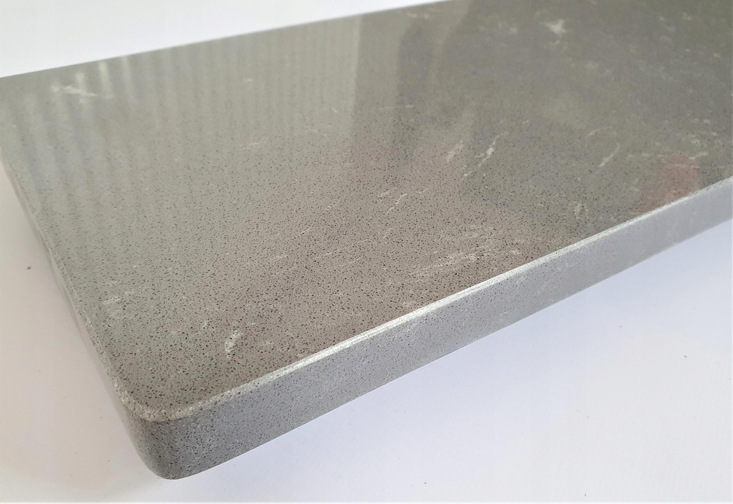 Подоконники Silver Conglomerate - серые