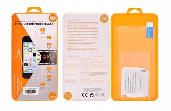 Hartowane szkło Orange Lg Q60