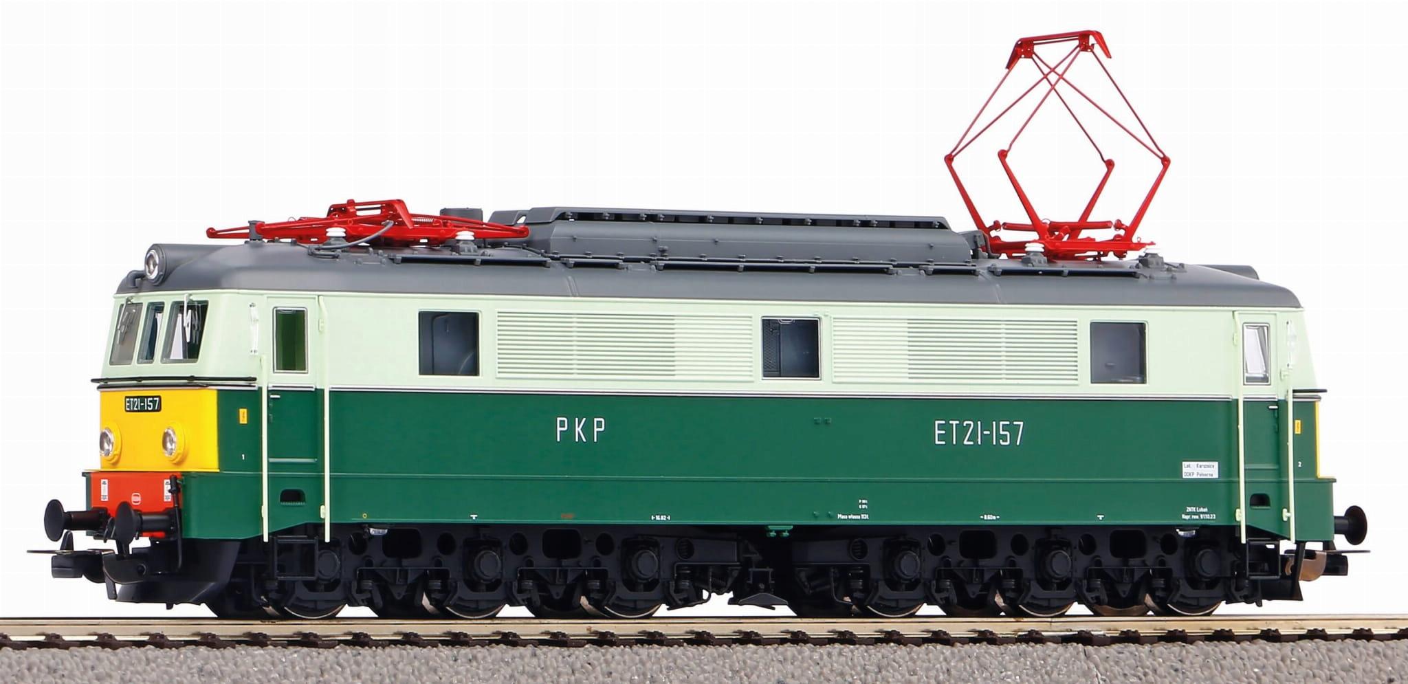 ПИКО 51600 Н0 - электровоз ПКП ЭТ21-157