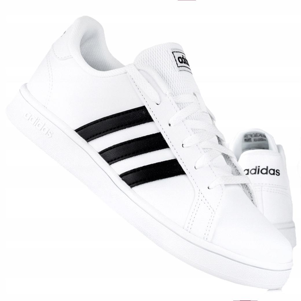 Buty sportowe Adidas Grand Court EF0103
