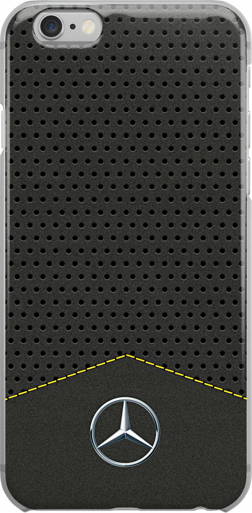 Etui T4U wzór MERCEDES3 Samsung S7 Edge