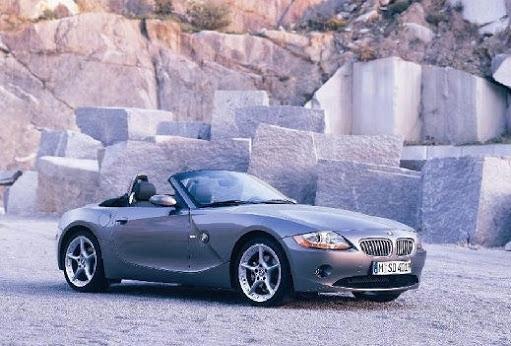 BMW Z4 E85 дах Насос...