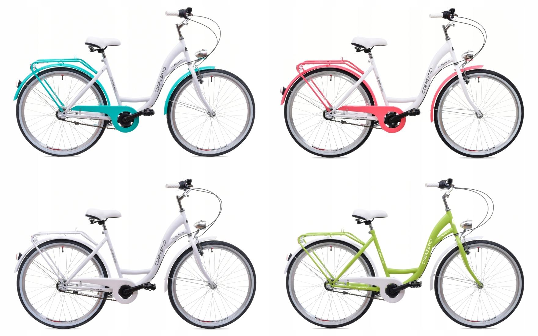 Dámsky mestský bicykel GRACE 26 Shimano 3b Holanďan. Brzdy s torpédovými V-brzdami